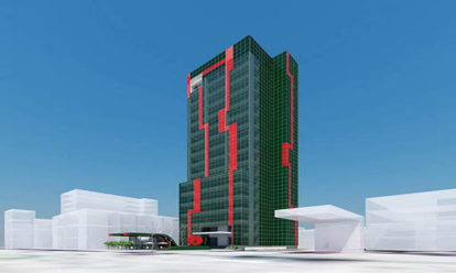 Tòa nhà 183 Nguyễn Lương Bằng
