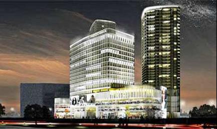 Dự án Indochina Plaza Ha Nội 238 Xuân Thủy