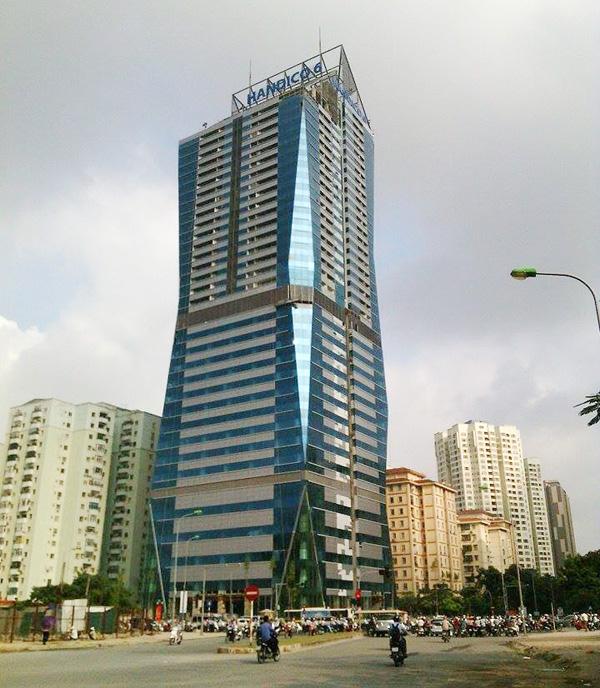 Tòa nhà Diamond Hoàng Đạo Thúy